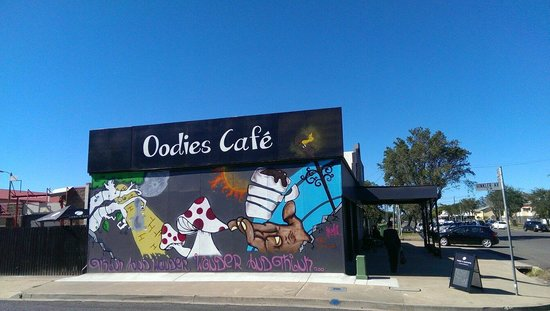 Oodies Cafe - Accommodation Mt Buller
