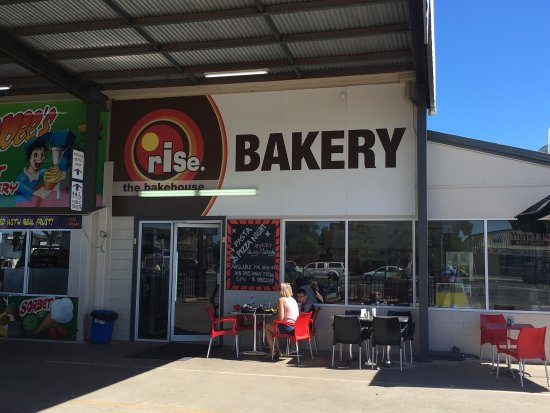 Rise The Bakehouse Biloela - Accommodation Mt Buller