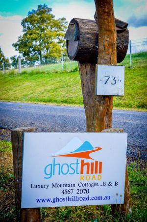 Ghost Hill Road - Accommodation Mt Buller