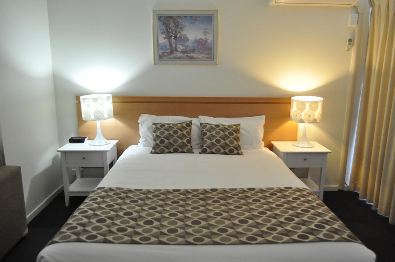 Albury Burvale Motor Inn - Accommodation Mt Buller