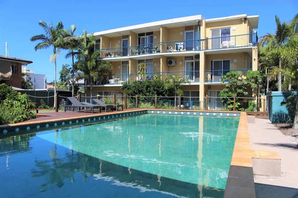 Broadwater Keys Holiday Apartments - Accommodation Mt Buller