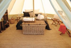 Cosy Tents - Daylesford - Accommodation Mt Buller