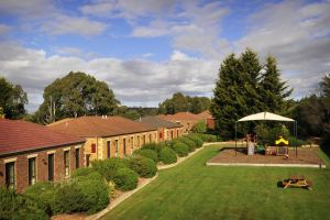 Country Club Villas - Accommodation Mt Buller