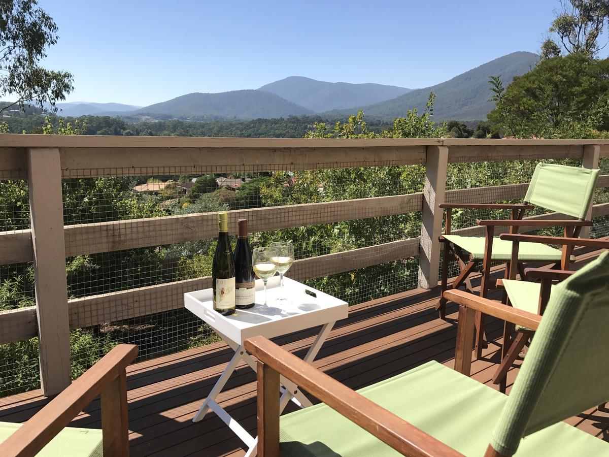 Hamptons In Healesville - Accommodation Mt Buller