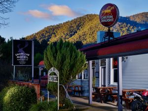 The Harrietville Snowline Hotel - Accommodation Mt Buller