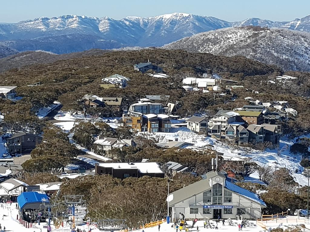 Twin Towers 504 B - Accommodation Mt Buller