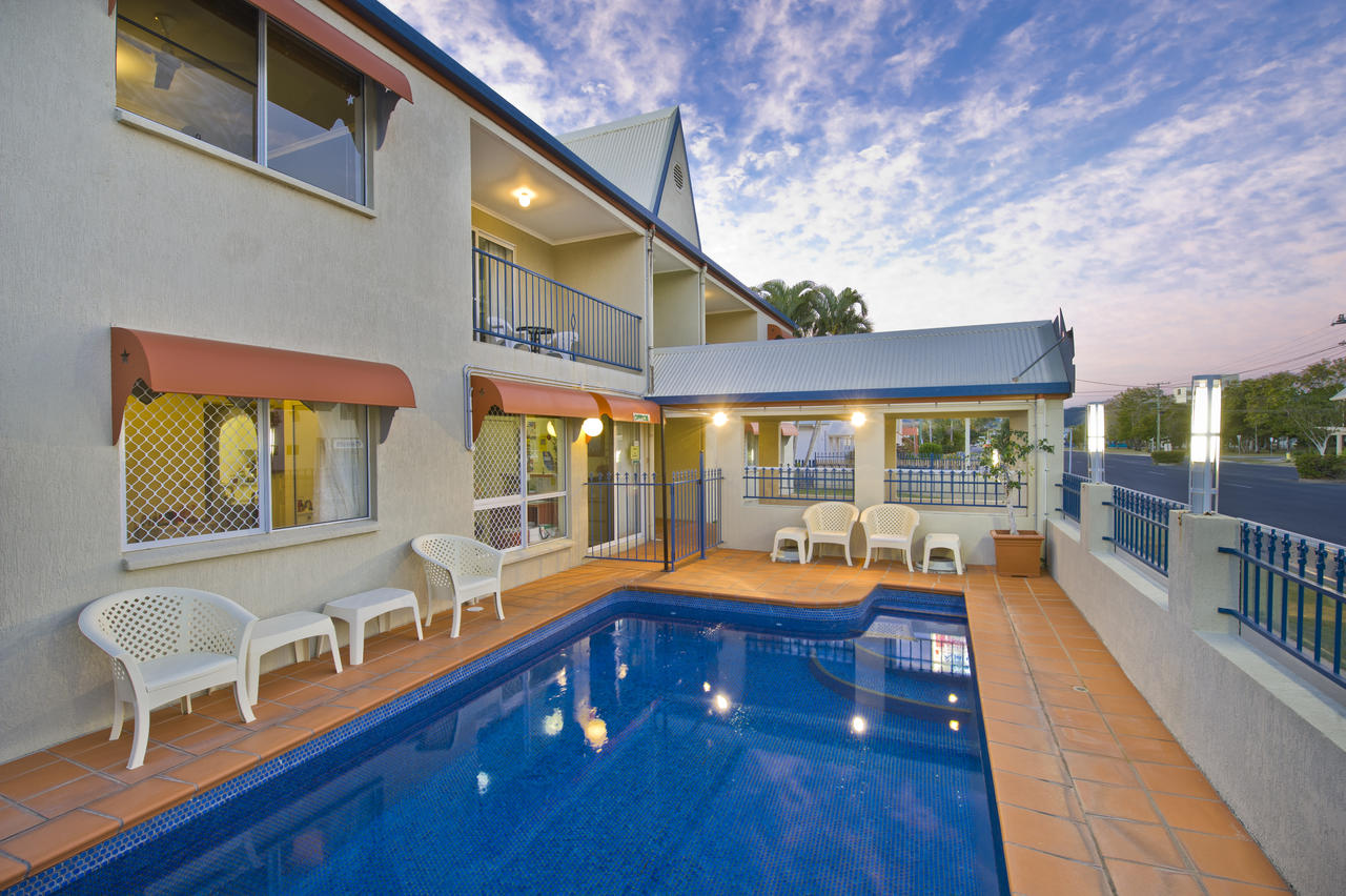 Rockhampton Serviced Apartments - Accommodation Mt Buller