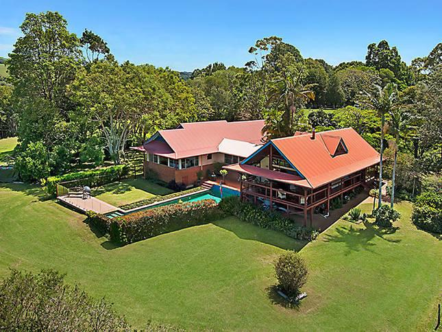 Toad Hall Byron Hinterland-Tintenbar - Accommodation Mt Buller
