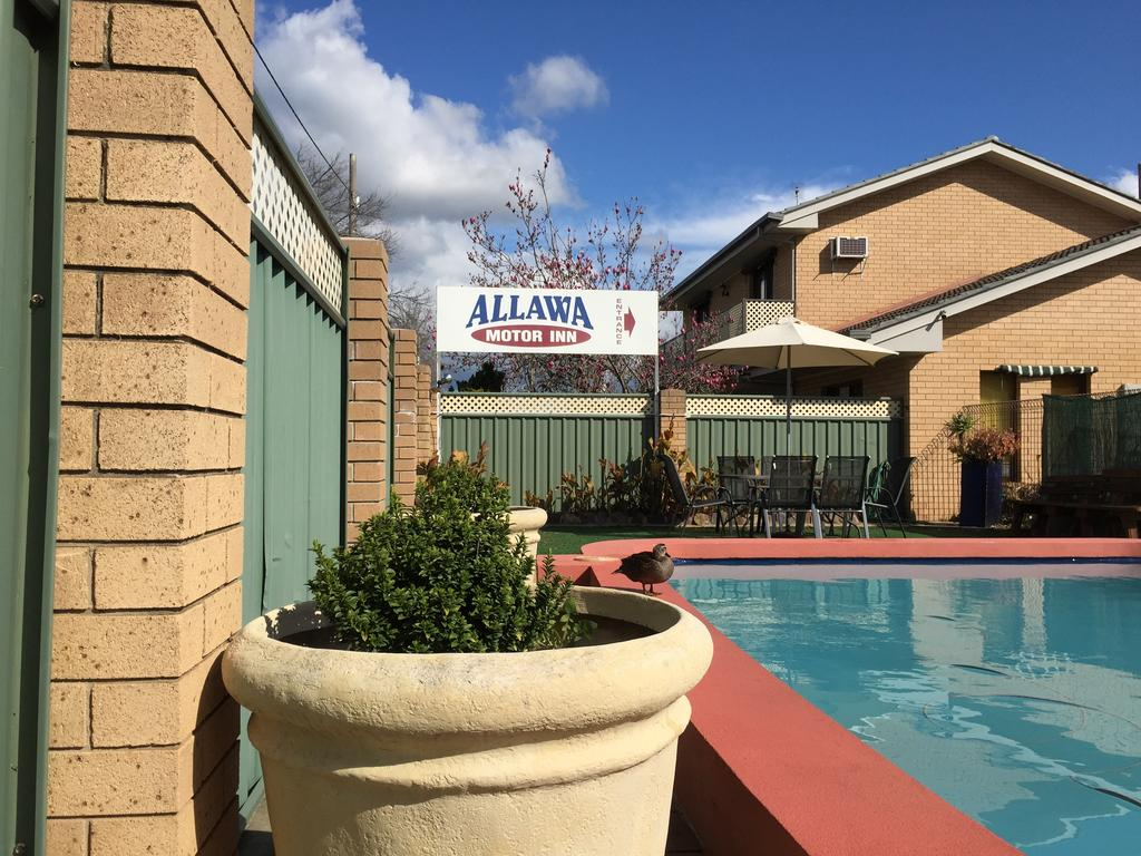 Albury Allawa Motor Inn - Accommodation Mt Buller