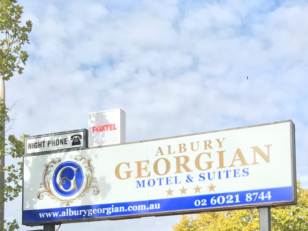 Albury Georgian Motel  Suites - Accommodation Mt Buller