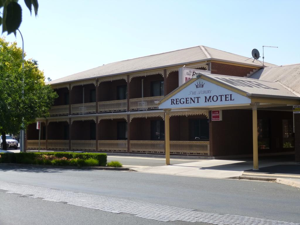 Albury Regent Motel - Accommodation Mt Buller