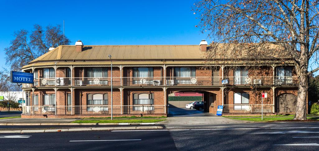 Albury Townhouse Motel - Accommodation Mt Buller