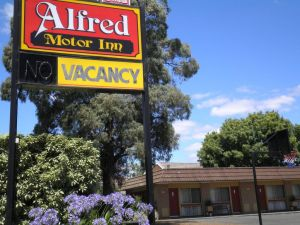 Alfred Motor Inn - Accommodation Mt Buller