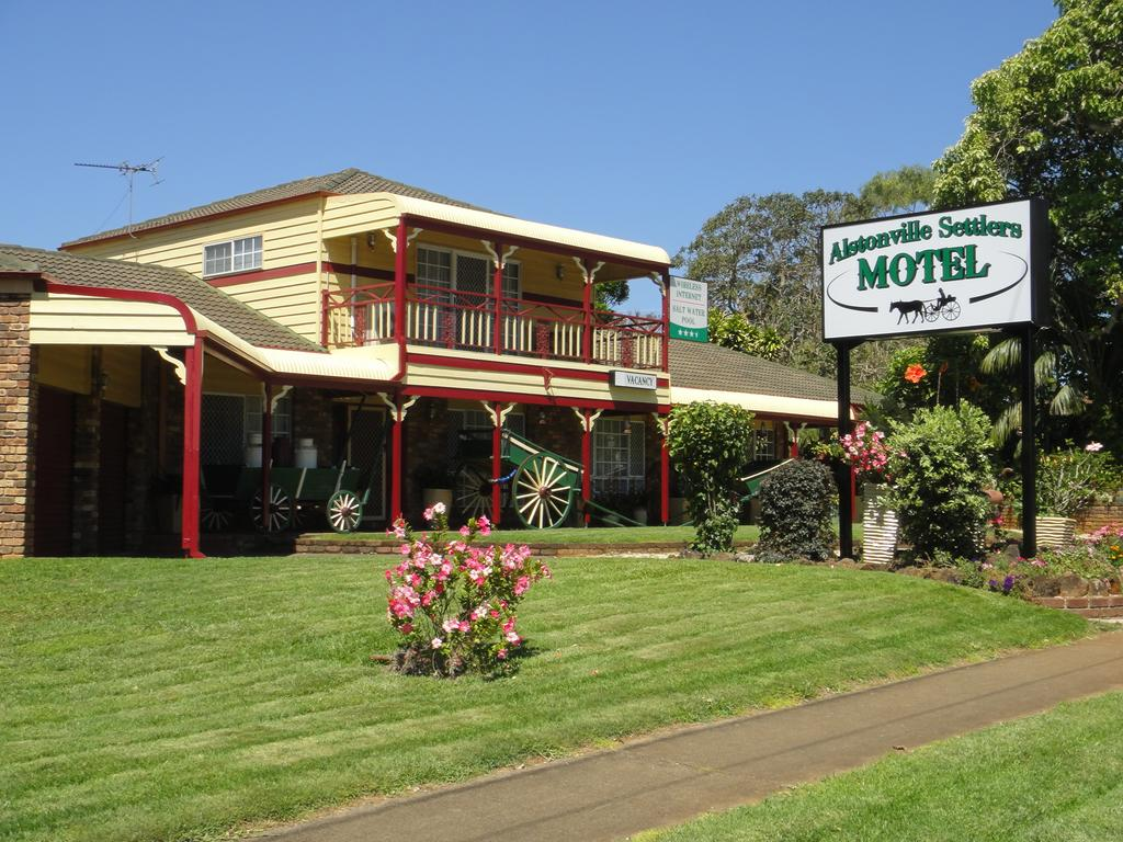 Alstonville Settlers Motel - Accommodation Mt Buller